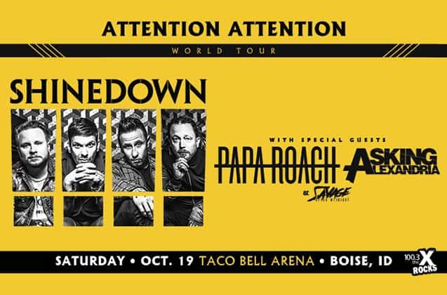 Shinedown 10/19/19