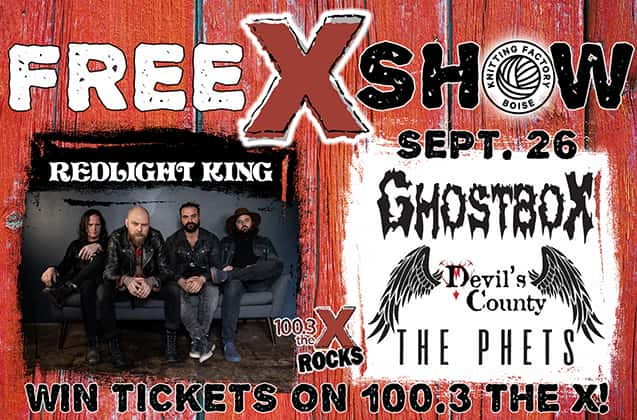 Free X Show 9/26