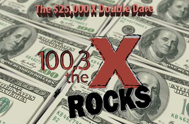 The $25,000 X Double Dare