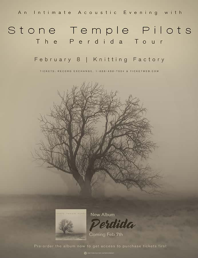 Perdida Coming Febrary 7th