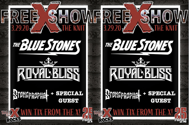 Free X Show: March 29, 2020