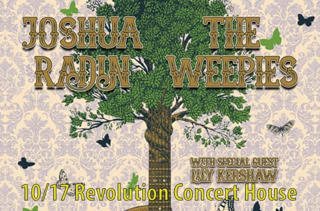 JOSHUA RADIN AND THE WEEPIES