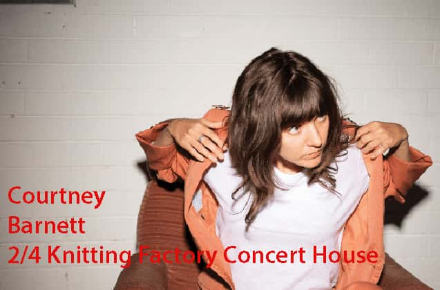 Courtney Barnett 2-4-2020