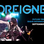 Foreigner at Outlaw Field 9/1212