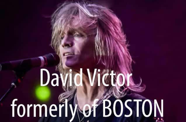 David Victor formerly of BOSTON
