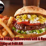 Willowcreek Grill and Raw Sushi