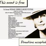 Rosalie Sorrel's Annual Music Festival