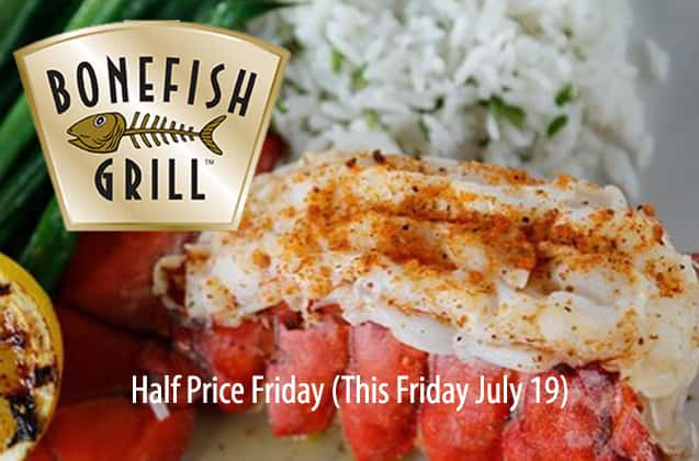 Half Price Friday