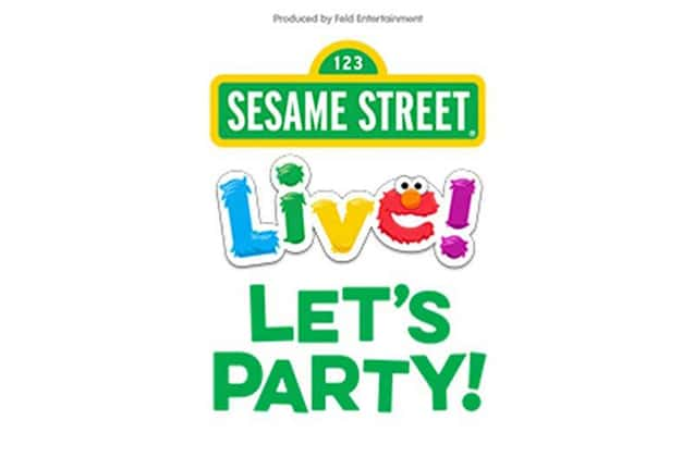 Sesame Street Live! Let's Party Presented by Feld Ford Idaho Center Arena