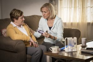 If you're a family caregiver, help has arrived.