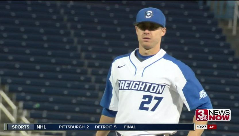 separation shoes 5a579 f2d93 Creighton baseball downs Nebraska in rivalry game | AM 590 ...