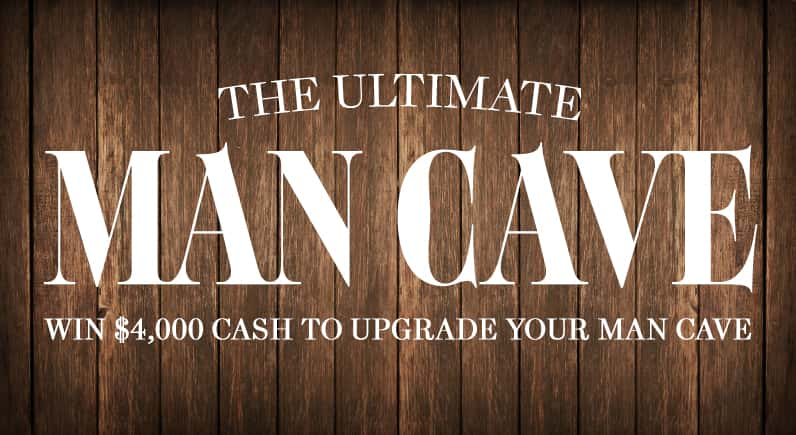 Win The Ultimate Man Cave | AM 590 ESPN Omaha
