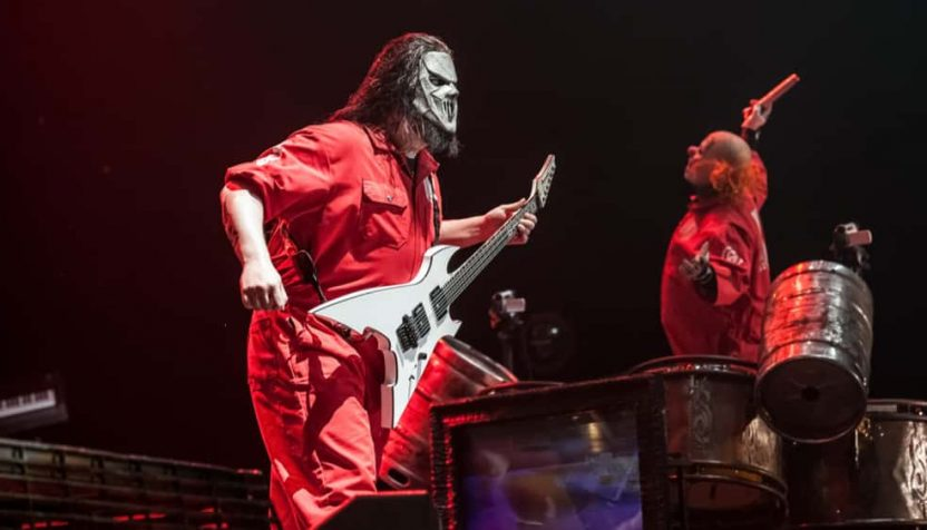Slipknot Percussionist Shawn Crahan's Daughter Passes Away