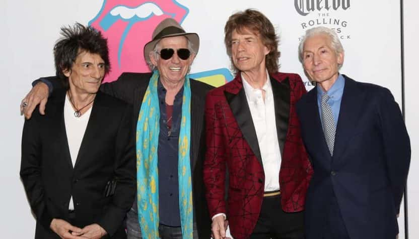 Rolling Stones Play Florida Date Early Due To Hurricane