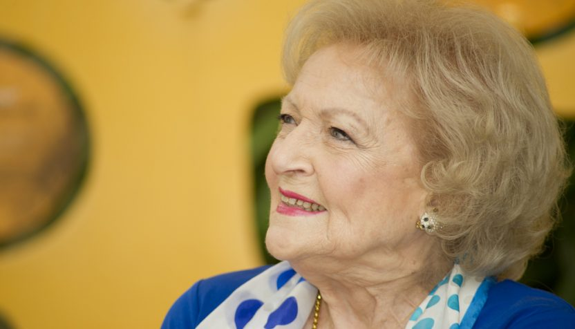Betty White Fun Facts On Her Birthday | Star 104.5 80's ...