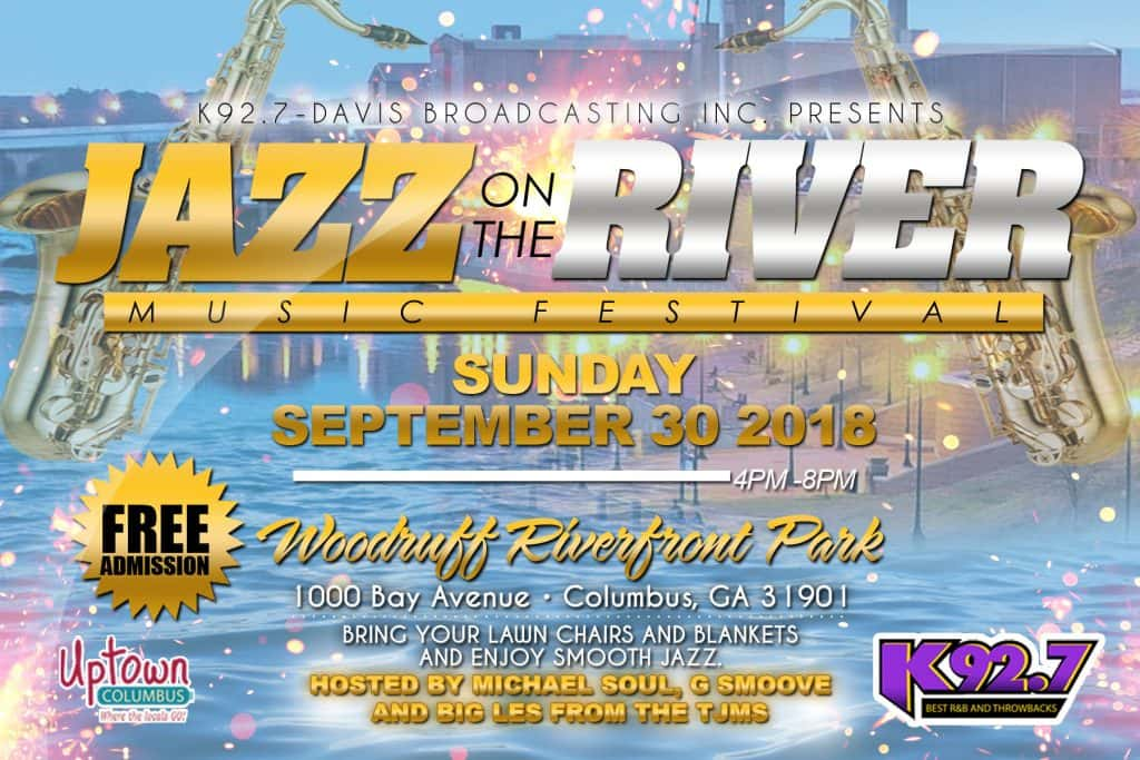 Jazz on the River- Sept 30, 2018