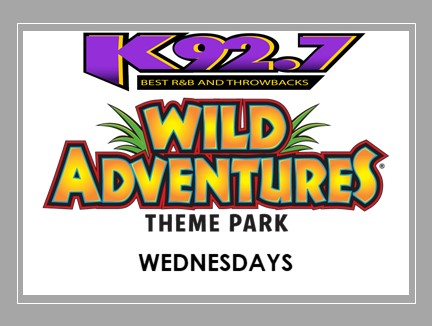 K92.7 WILD ADVENTURES WEDNESDAYS