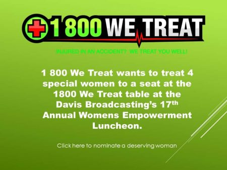 1 800 We Treat- Womens Empowerment Luncheon