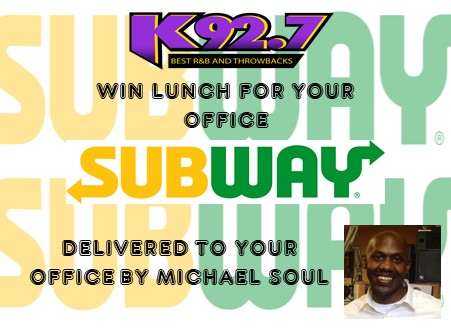 Subway Lunch w/Michael Soul