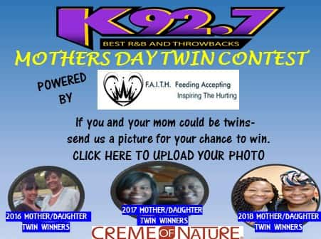 MOTHERS DAY TWIN CONTEST-UPLOAD YOUR PICTURE HERE
