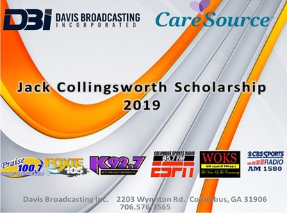 2019 DBI/Caresource Scholarship