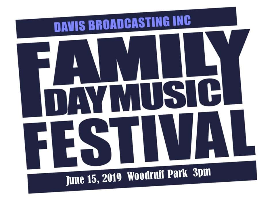 SAVE THE DATE- FAMILY DAY MUSIC FESTIVAL- JUNE 15 2019