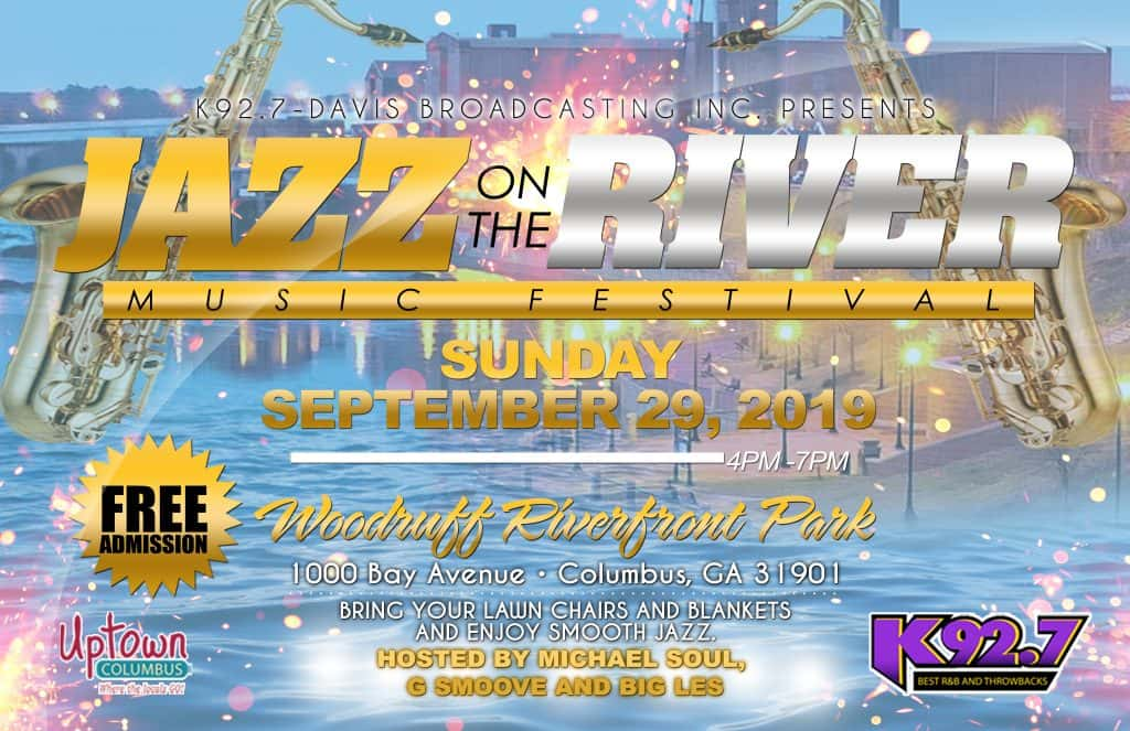 Jazz on the River Sept 29 2019