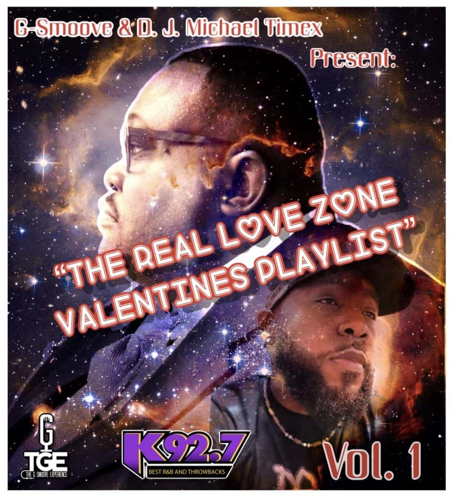 G Smoove Valentines Playlist