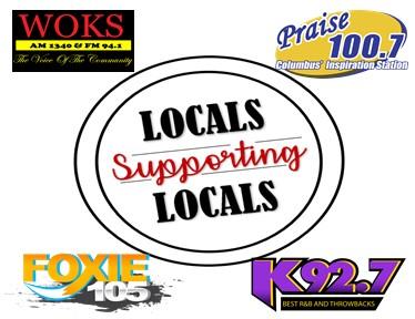 Locals Supporting Locals