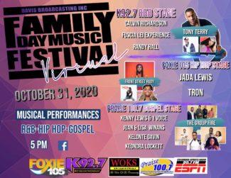 Virtual Family Day Music Festival