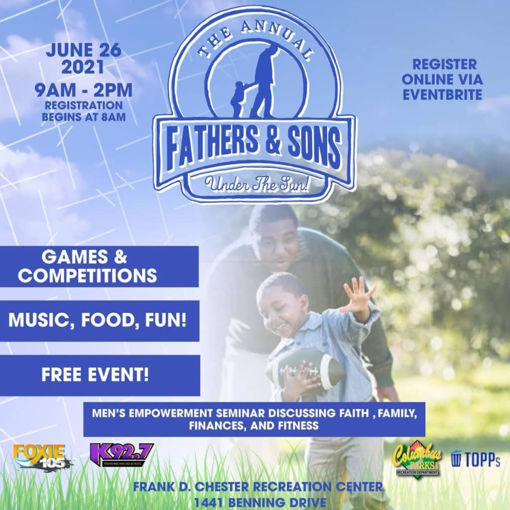 Fathers and Sons Under the Sun-June 26, 2021