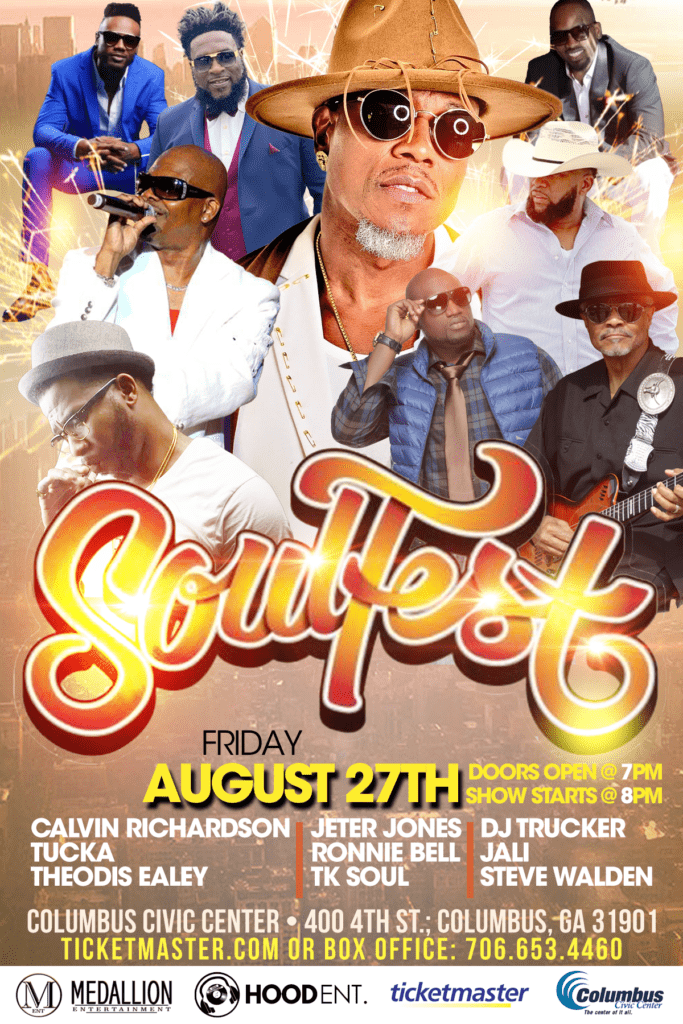 SoulFest August 27, 2021
