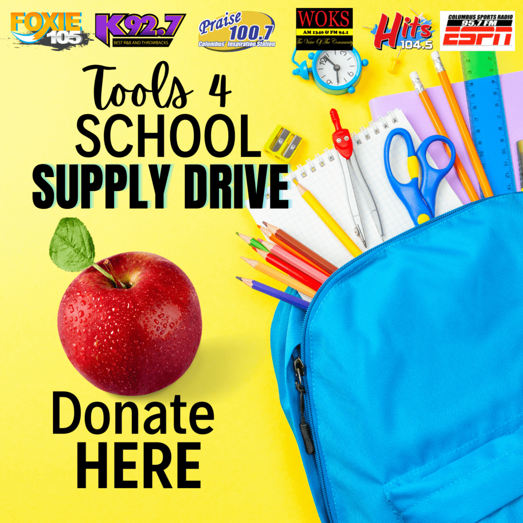 Tools 4 School Supply Drive- Donate Here!