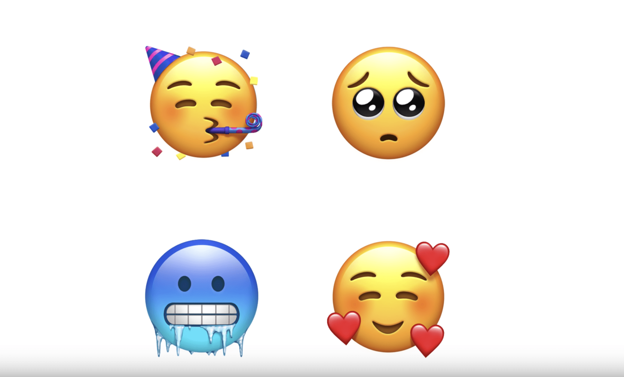 There Are 70 New Emojis Coming To The Iphone And I Am Very Excited