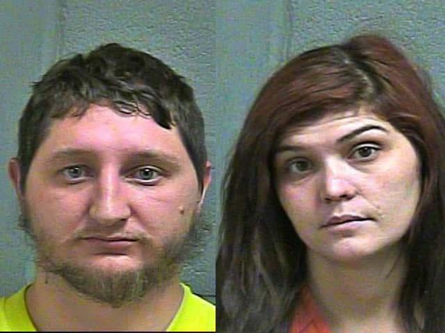Anthony Whittley and Jasmine Boone, courtesy Oklahoma Co. Sheriff's Office