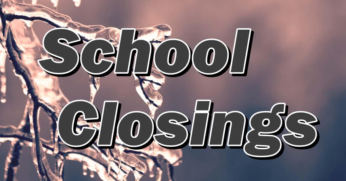 School Closings | KFDI 101 3