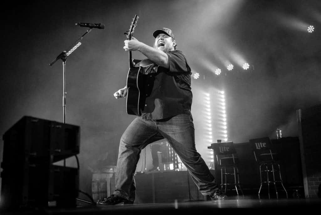 Country Music Minute Luke Combs Has New Album Art And A New Song Country 101 3 Kfdi