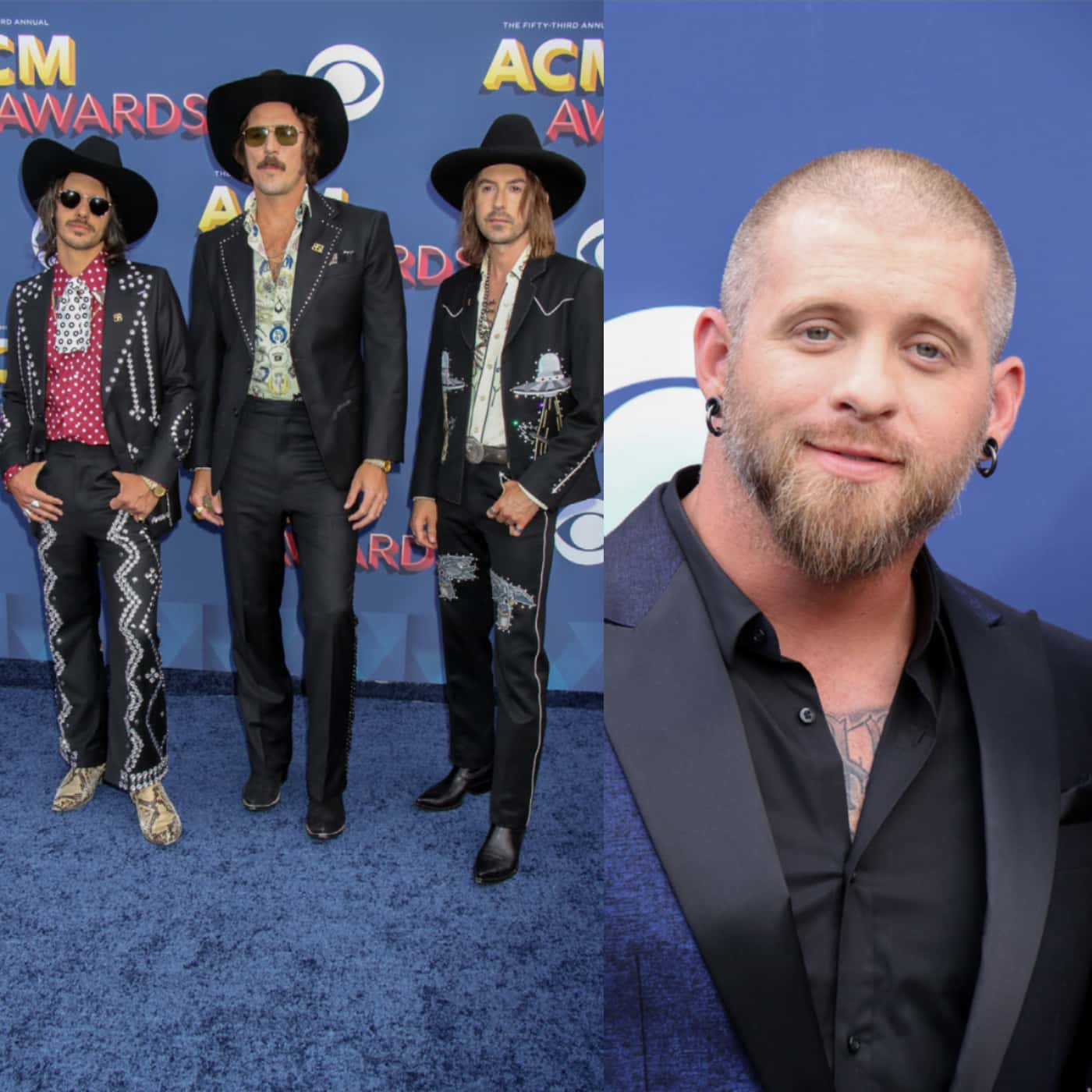 Country Music Minute: Midland at the Truck Stop and Brantley