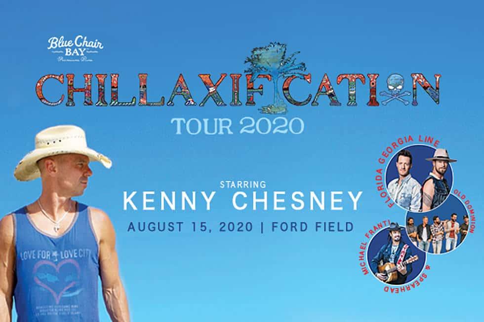 Kenny Chesney 2020 Tour.Kenny Chesney Announces New Stadium Tour Kfdi 101 3