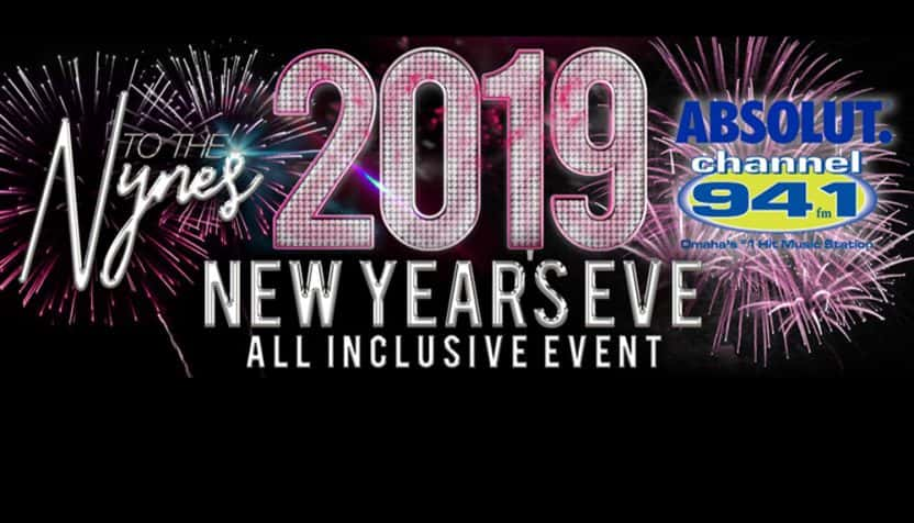 new years eve 2019 channel 94 1 kqch