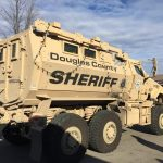 Thank you to the Douglas County Police Department for donating