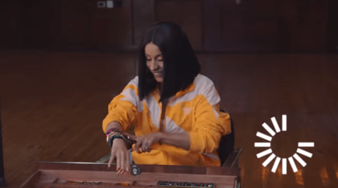 5c04ed73ed6 This Video Of Cardi B Defining  90s Slang Will Make All Millennials Proud