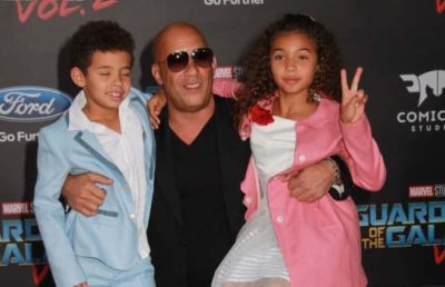 Vin Diesel And Son Share Message Of Uplift On Instagram ...
