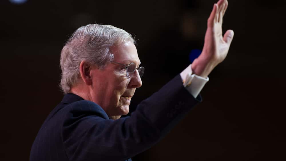 Twitter Locks Down McConnell Campaign Account After Their Posts Of