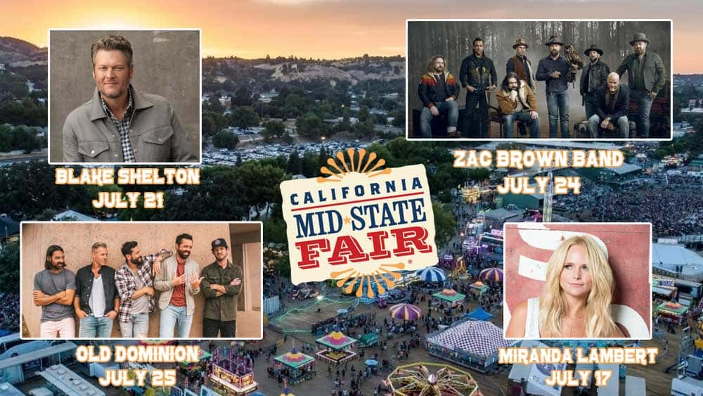 2019 California Mid-State Fair | KJUG 98 1FM