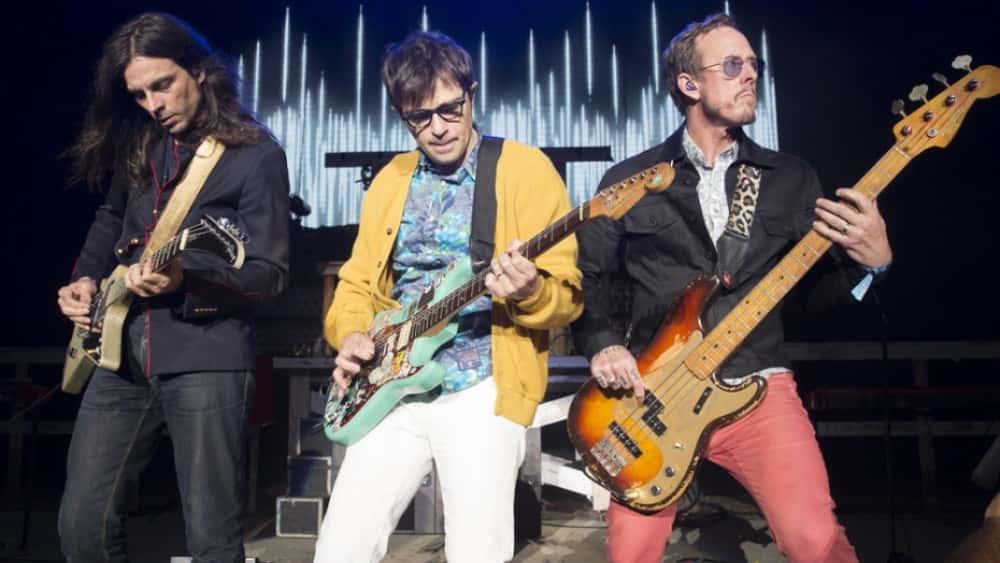 Weezer Drop New Cover Album