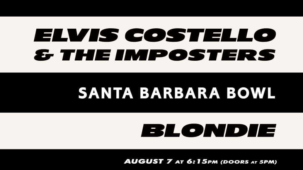 Elvis Costello & The Imposters with Blondie | 93.3 KZOZ