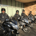 Marana PD Motor Unit (Officers Rowe, Tenniswood, Copp, and Perryman) on the front lines day after day keeping the town of Marana safe.