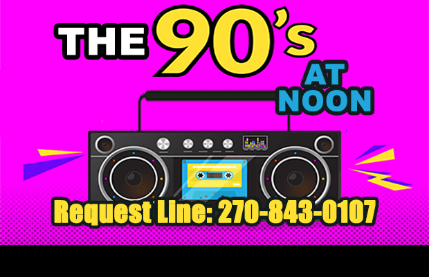 The 90's at Noon