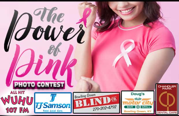 The Power Of Pink Photo Contest